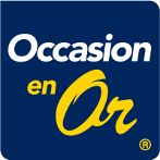 Logo Occasion en Or